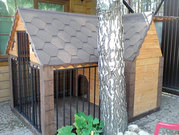 домик для собаки.см.фото: