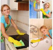 * Жена на Час* услуги по уборке квартир,  офисов