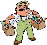 Работа по дому в Ташкенте:  Домашний Мастер 940-90-48 Сергеi Pol
