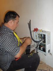 электрик,  ремонтные работы по-электрике в Ташкенте