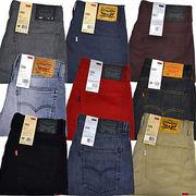 Мужские джинсы / брюки Levi's 46 пар оптом