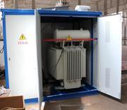 Трансформаторные подстанции КТП.  от 25 до 630 кВА