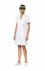 Оптом: Медицинский халат для женщин укороченный