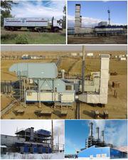 Газотурбинные электростанции единичной мощностью 2, 5;  6;  15 МВт
