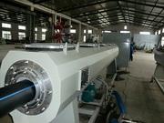 Экструзионная линия для ПНД труб Ф16-1600мм,  водопровод,  газоснабжение