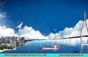 Китай-Новаи, грузоперевозки контейнеров и негабаритов