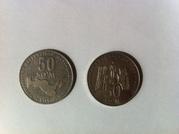 продаю монеты узбекистана
