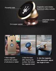 автомобильный магнитный держатель для сотового телефона