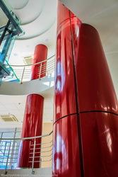 Металлические колонны,  Ташкент