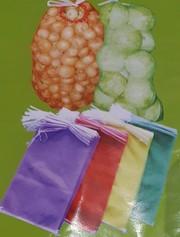 Полипропиленовый сетчатый мешок