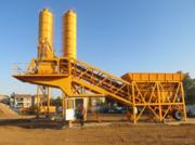 Мобильный бетонный завод «Changli» YHZS 25 (25 м3/час)
