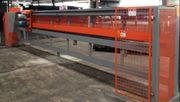 Гидравлический станок для резки сетки TJK MC6000D