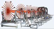 Линия для изготовления цилиндрических каркасов TJK HL15/20/30 Е