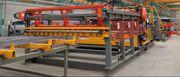 Полуавтоматическая линия для сварки сетки TJK GWCZ 2400/2800
