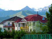 Отдых в гостинице Восторг,  на берегу озера Иссык-Куль Киргизия