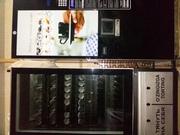 Вендинг - Комби аппарат по продаже кофе и снеков (2в1)