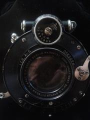 Камера ICA   D.R.C.M. № 371939  Дрезден 1899 год