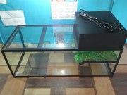 Акватеррариум для водяных черепах и не только.