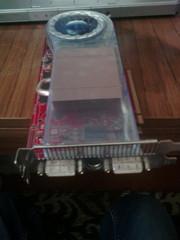 Видеокарта VIVO Q3 DDR3 X1900 XT