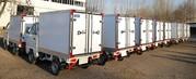 Изотермические фургоны (бескаркасные) и рефрижераторные агрегаты