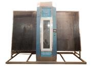 Пескоструйная установка для стекла и зеркал