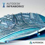 Лицензионный Autodesk InfraWorks 2019