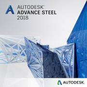Лицензионный Autodesk Advance Steel 2019 на 1 год
