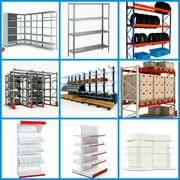 Производство и продажа складских и торговых стеллажей в Ташкенте