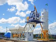 Мобильный бетонный завод Компакт-30