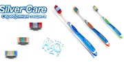 PIAVE h2o soft/medium/hard toothbrush + 1 spare head