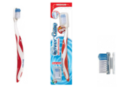 PIAVE Plus new soft/medium toothbrush + spare head