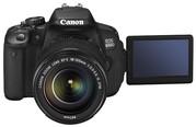 Canon EOS 650D — цифровой зеркальный фотоаппарат