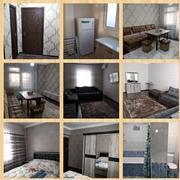 2 комнатная, после евроремонта.метро Шахристан