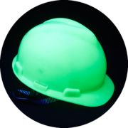 Светящаяся краска для эвакуационной разметки и знаков Acmelight FES