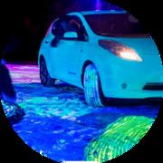 Светящаяся в темноте краска AcmeLight Metal для вашего авто