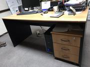 Продается однатумбовый офисный стол!