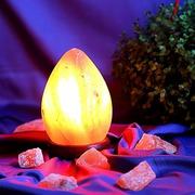 Лампа из гималайской соли