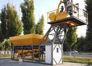 Мобильный бетонный завод Компакт-30 в Ташкенте