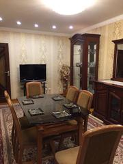 Урда 5 комнатная 1/4 эт кирпичного,  квартира 2-х уровневая  600