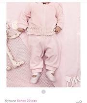 Брендовая одежда на девочку от 3х месяцев до 9 месяцев
