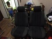 Комплект сидений от Мерседес w210 б.у. в отличном состоянии