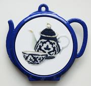 Красивые подставки по чайник или кастрюлю