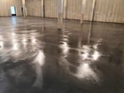 Устройство промышленных полов,  бетонные полы,  топпинг,  наливные полы