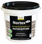 Антисептик «Nortex»-Lux для бетона,  камня,  кирпича