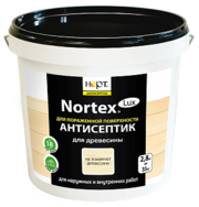 Антисептик «Nortex»-Lux для древесины дерева