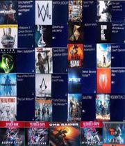 Аккаунт PS4,  PlayStation 4,  все игры лицензия 37 игр,  все топовые