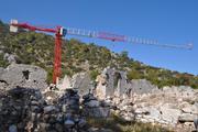 Башенные краны от компании ( BABA SAEZ) Turkey