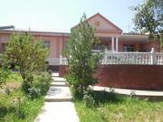 Готовый участок дом-дача (вилла),  5комн.+подвал на берегу с мебелью