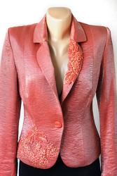 Вечерний пиджак с вышивкой. Турция.