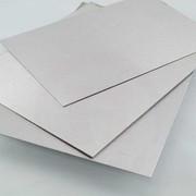 Листы из нержавеющей стали марки AISI 316Ti (03Х17Н14М3)